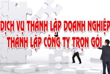 Dịch vụ thành lập công ty cổ phần tại Thanh Hóa