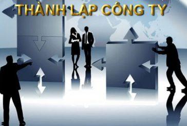 Thủ tục thành lập công ty trách nhiệm hữu hạn tại Thanh Hóa