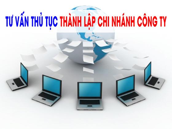 Thủ tục thành lập chi nhánh công ty tại Thanh Hóa