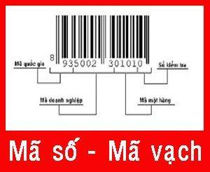 Dịch vụ chuyên đăng ký mã số mã vạch tại Thanh Hóa