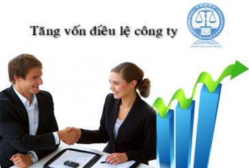 Thủ tục tăng giảm vốn điều lệ công ty tại Thanh Hóa