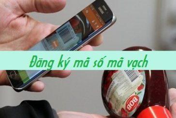 Hồ sơ xin cấp mã số mã vạch tại Thanh Hóa