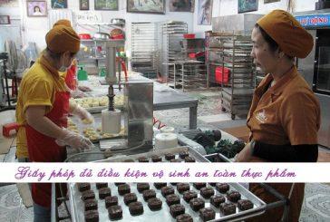 Thủ tục xin giấy phép đủ điều kiện vệ sinh an toàn thực phẩm tại Thanh Hóa