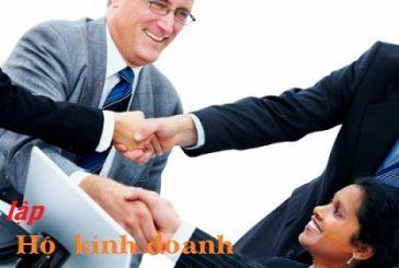 Thủ tục thành lập hộ kinh doanh cá thể tại Thanh Hóa