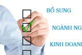 Thủ tục thay đổi ngành nghề kinh doanh đối với doanh nghiệp tư nhân tại Thanh Hóa