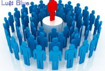 Thủ tục thay đổi người đại diện pháp luật công ty cổ phần tại Thanh Hóa