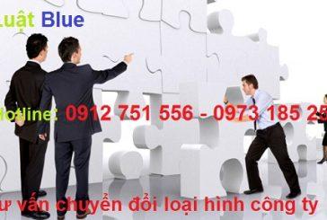 Chuyển đổi công ty cổ phần thành công ty TNHH tại Thanh Hóa