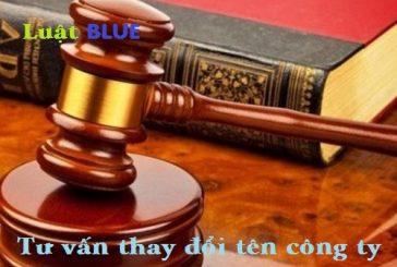 Thủ tục thay đổi tên công ty tại Thanh Hóa