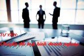 Chuyển đổi doanh nghiệp tư nhân thành công ty TNHH 1 thành viên tại Thanh Hóa