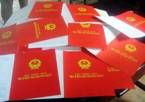 Thủ tục làm sổ đỏ tại Nghệ An (Nguồn internet)