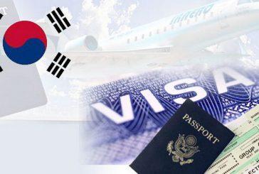 Các thủ tục cần thiết để xin visa sang hàn quốc tại Thanh Hóa