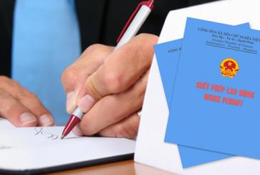 Làm giấy phép lao động tại Thanh Hóa
