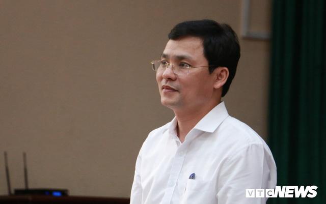 Ông Phạm Quí Tiên - Chánh văn phòng UBND TP Hà Nội.