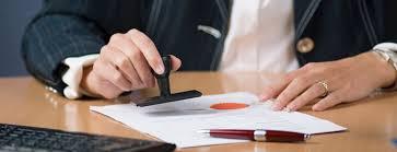 Thủ tục cấp lại con dấu cho doanh nghiệp